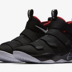 """Nike lebron soldier 11 """"bred..."""