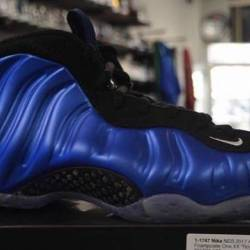 Nike foamposite size 10 and 12...