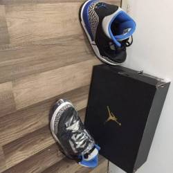 Air jordan retro 3 sport blue