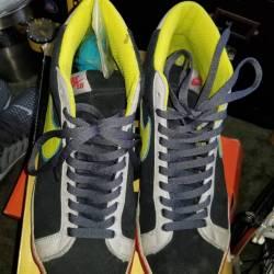 Nike blazer sb pac man