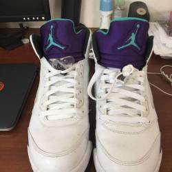 Grape 5s size 9.5