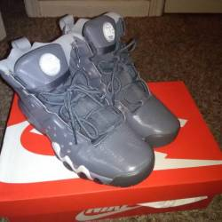 Nike air max barkley (gs) grey...