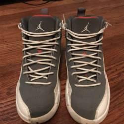 Jordan 'cool grey' 12