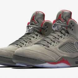 Air jordan 5 camo dark stucco ...