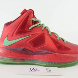 Lebron x (gs) christmas sz kid...
