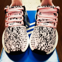 Adidas eqt support 93/17 pink