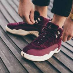 "Air jordan 12 retro ""bordeaux""..."