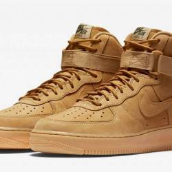 Nike air force 1 high flax men