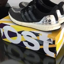 Adidas ultra boost silver medal