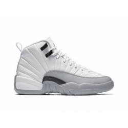 Air jordan 12 retro barons wol...