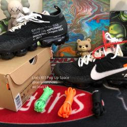 Nike air vapormax off-white sz...