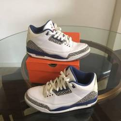 2011 air jordan 3 retro true blue