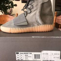 Yeezy boost 750 gum sole
