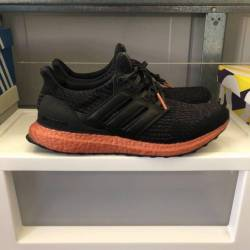 Ultraboost tech rust
