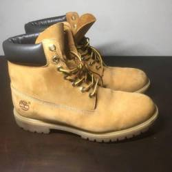"""""""butters"""" timberland boots..."""