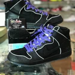 Nike sb dunk high black box