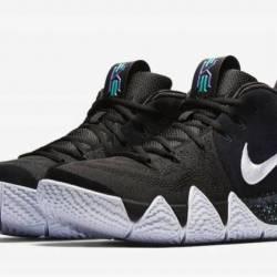 Nike kyrie 4 black ice white-a...