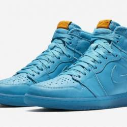 Air jordan 1 gatorade blue lagoon