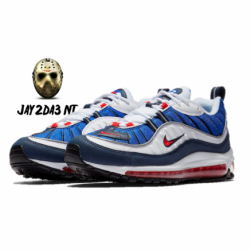 Nike air max 98 - gundam white...