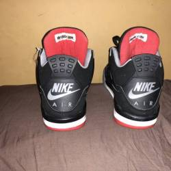 1999 jordan 4 black cements