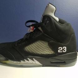 Air jordan 5 black metallic 20...