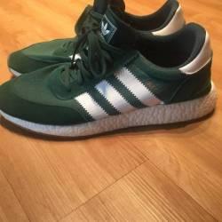 Adidas iniki green sz 13