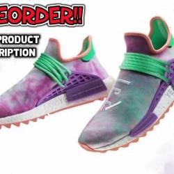 Adidas pharrell nmd human race...