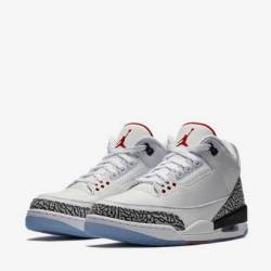 Air jordan 3 retro og white ce...
