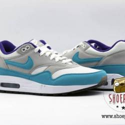 New nike id air max 1 grape sz...