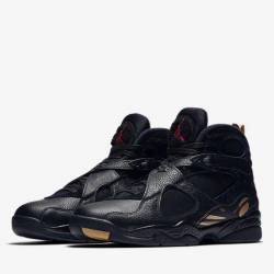 Air jordan 8 retro x ovo black...