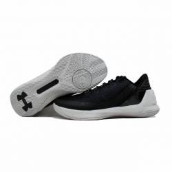 Under armour curry 3 low black...