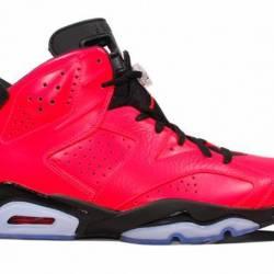 Nike air jordan 6 retro infrar...