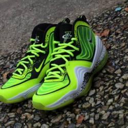 "Nike air penny hardaway v ""volt"""