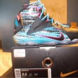 Nike lebron 12 chromosomes