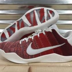 Nike kobe xi elite low 4kb red...