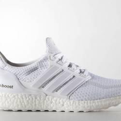 Adidas ultra boost triple white