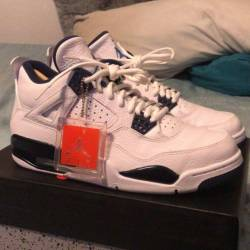 Air jordan 4 retro columbia