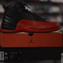 Jordan 12 size 11 flu game men...