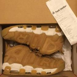 Nike air more uptempo flax