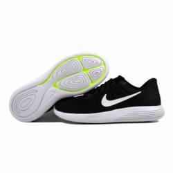 Nike lunarglide 8 black/white-...