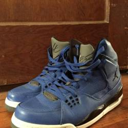 Retro air jordan 5, blue