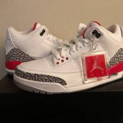 Air jordan retro 3 katrina