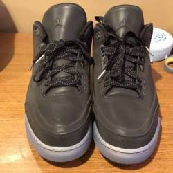 Air jordan 5lab3 black size 12