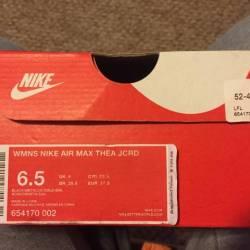 Nike wmns air max thea jacquar...