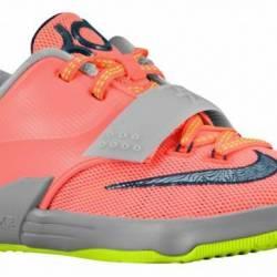 Nike kd 7 boys preschool brigh...