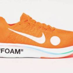 Off white virgil x nike zoom f...