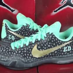 Nike id kobe x 10 low sz 10 wo...