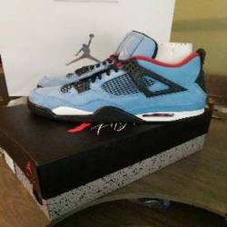 Air jordan retro 4 cactus jack