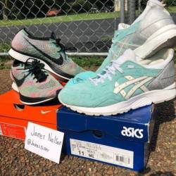 Asics gel-lyte v diamond x ron...