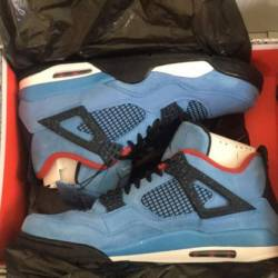 Travis scott x air jordan 4 ca...